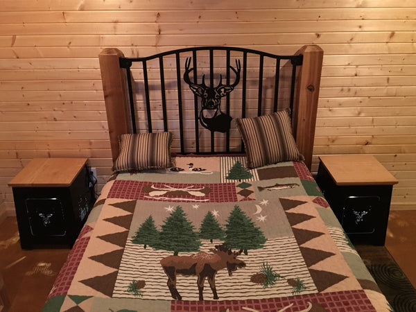 Cabin Night Stand