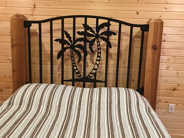 """Margrita Time"" Rustic Queen Bed"