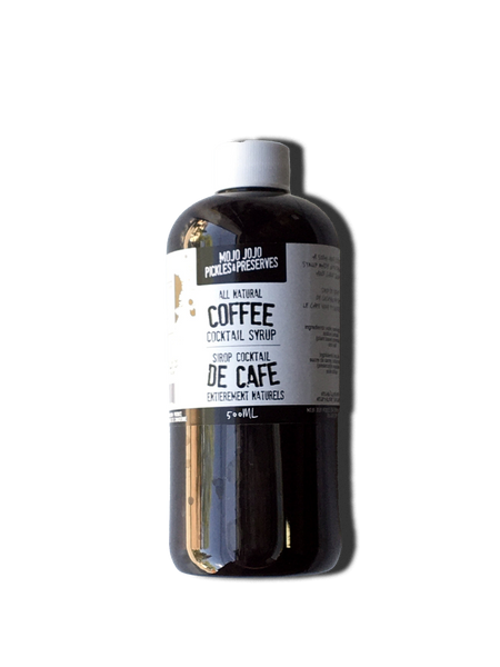 Coffee Flavour Beverage Syrup