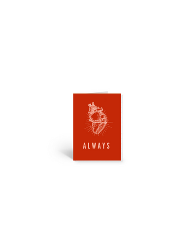 Always Unconditional Love Card