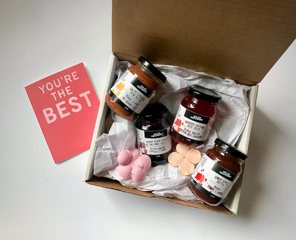 Mother's Day Sweet Jelly Gift Box