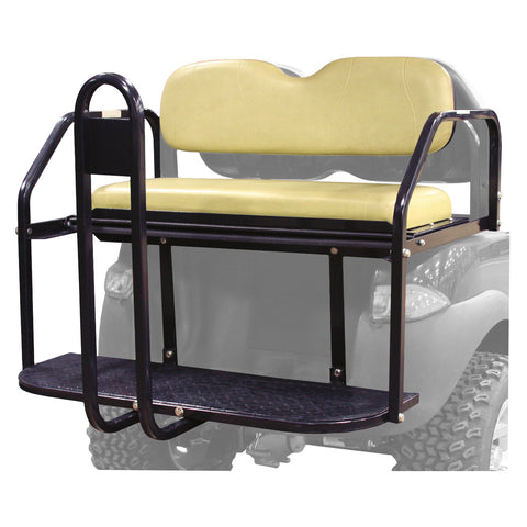 Rear Folding Seat Kit for Club Car DS