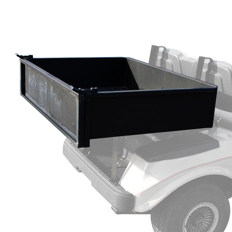 Steel Cargo Box for Club Car DS
