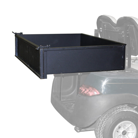 Steel Cargo Box for Club Car Precedent