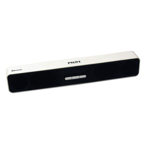 Bluetooth Sound Bar White