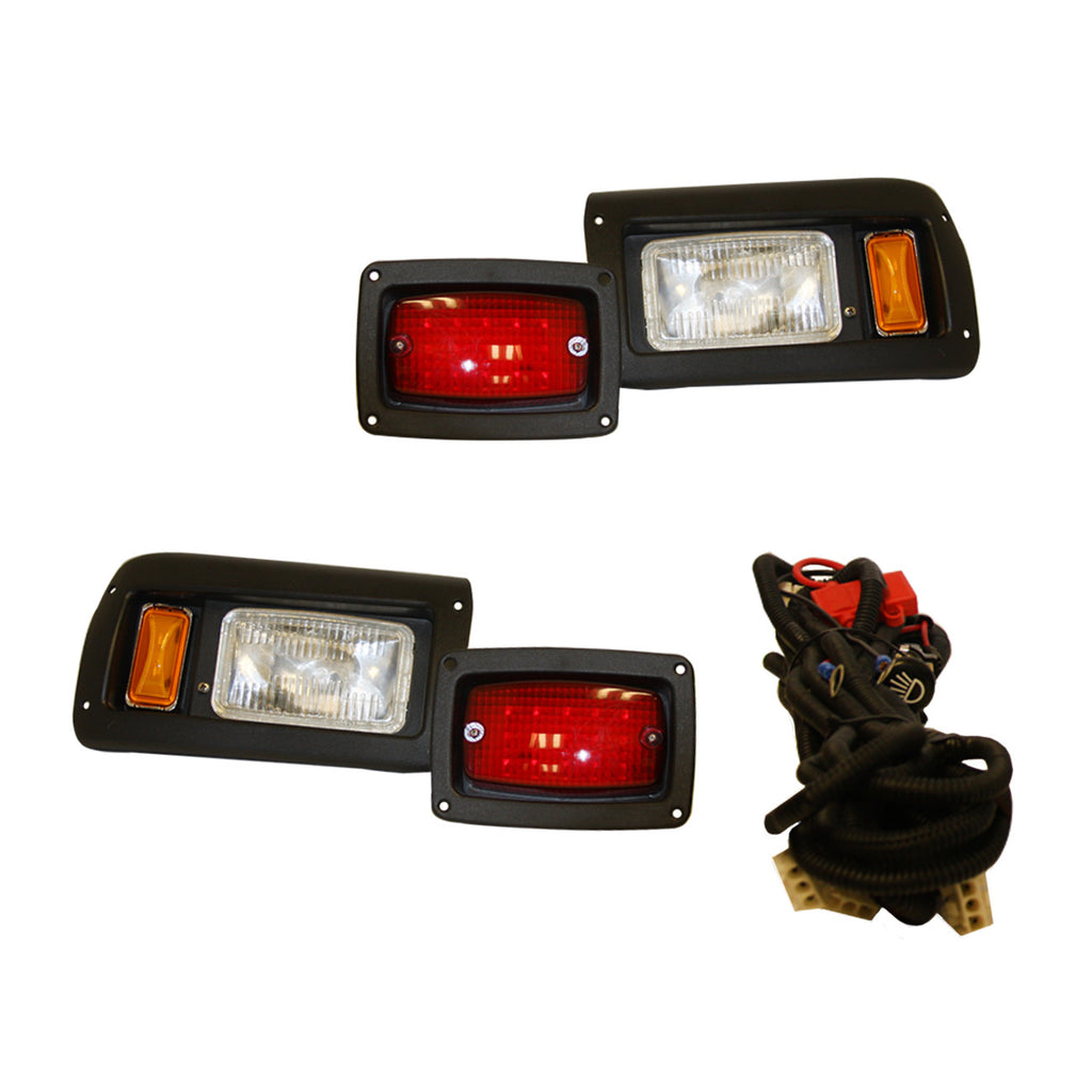 Headlight and Taillight Kit for Club Car DS