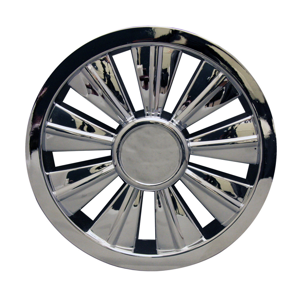 "8"" Chrome Spoke Wheel Cover"