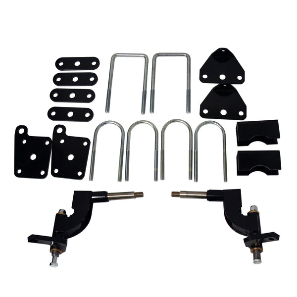 5 inch lift kit for ezgo rxv  u2013 pro
