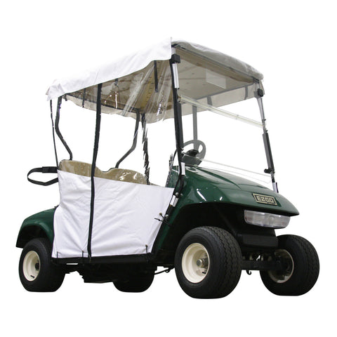 2 Pass Enclosure for EZGO TXT