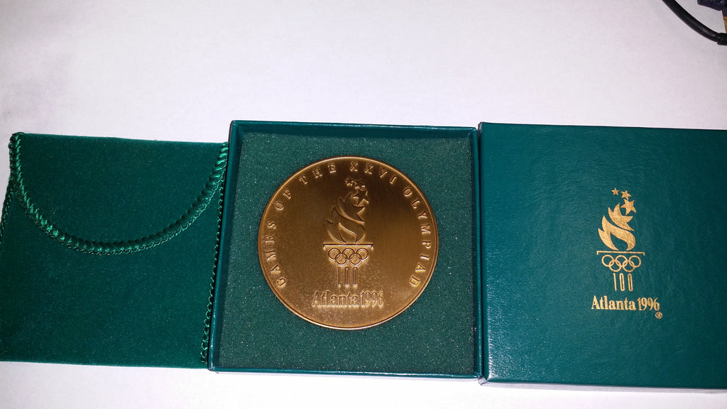 Olympic Participation Medal 1996 Atlanta