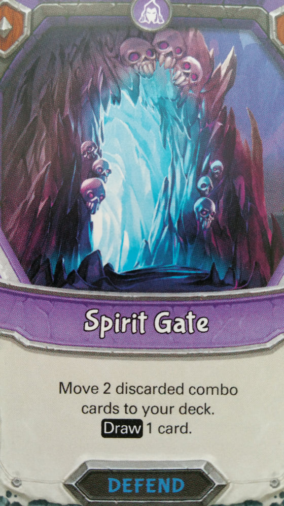 Lightseekers - Dread - Defend - Uncommon - Spirit Gate