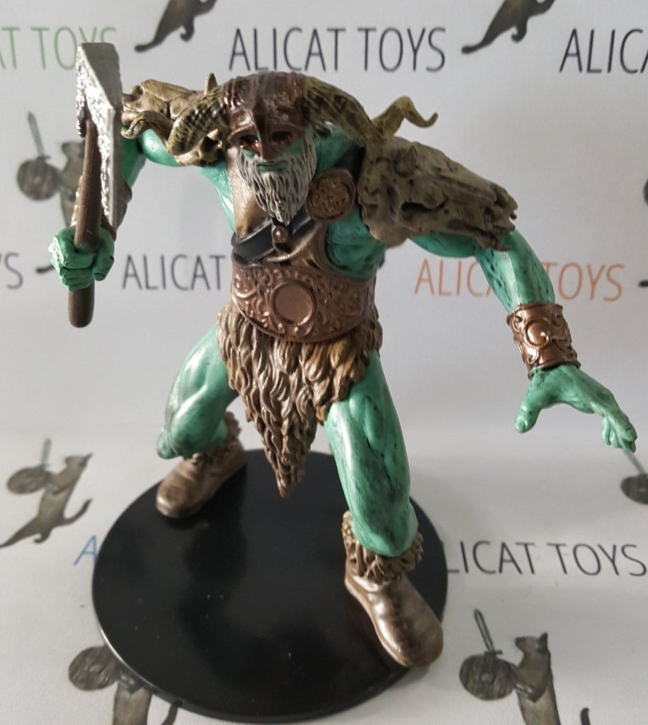 31/44 - Frost Giant (Axe) - Uncommon - Monster Menagerie 3 - Dungeons & Dragons