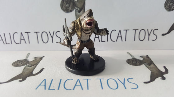 12/55 - Wereshark Pirate - Common - Skull & Shackles - Pathfinder Battles