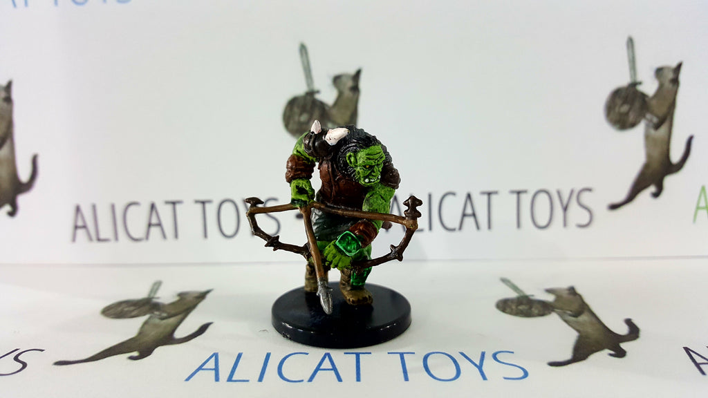 12/55 - Orc Archer - Common - Legends of Golarion - Pathfinder Battles