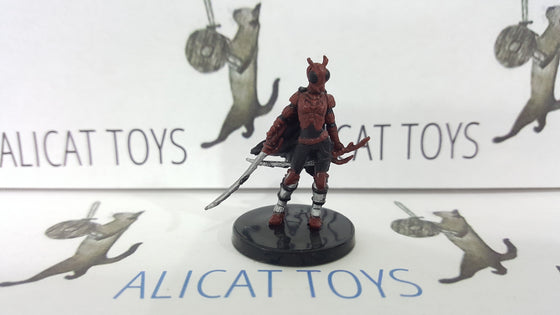 21/44 - Red Mantis Assassin Female - Uncommon - Crown of Fangs - Pathfinder