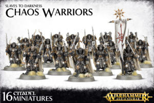 Warhammer Slaves to Darkness Chaos Warriors