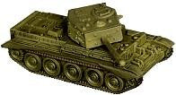 Axis Allies 1939-45 01/60 Cromwell IV Rare w/card