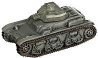 Axis Allies 1939-45 14/60 Renault R-35 Uncommon w/card