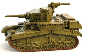 Axis Allies Counter Offensive 01/50 Lend-Lease Stuart Uncommon
