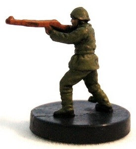 Axis Allies Counter Offensive 03/50 Greek Mountain Infantry Common