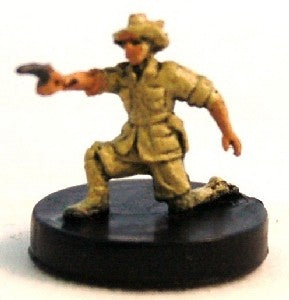Axis Allies Counter Offensive 05/50 New Zealand Commander Uncommon