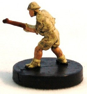 Axis Allies Counter Offensive 06/50 New Zealand Infantry Common