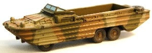 Axis Allies Counter Offensive 11/50 DUKW Uncommon