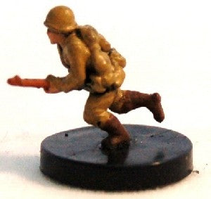 Axis Allies Counter Offensive 19/50 Guards Infantry Common