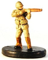 Axis Allies Early War 03/50 Belgium Infantry Common