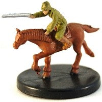 Axis Allies Early War 11/50 Greek Cavalry Uncommon