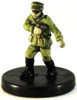 Axis Allies Early War 13/50 Polish Officer Uncommon