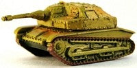 Axis Allies Early War 14/50 TKS Ursus Tankette Uncommon