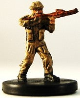 Axis Allies Early War 19/50 BEF Infantrymen Common