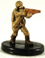 Axis Allies Early War 26/50 Soviet Conscript Common