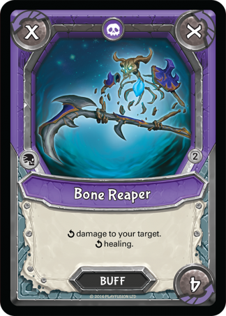 Bone Reaper Foil Mythical Common