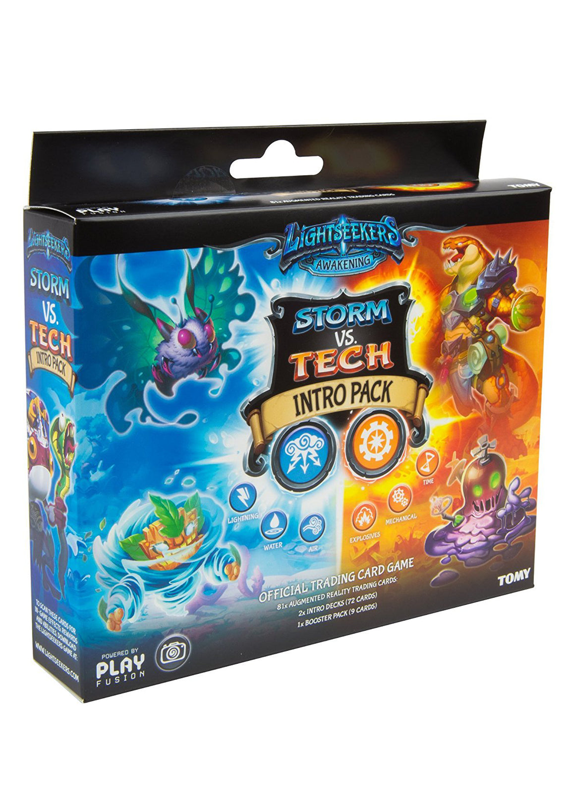 Lightseekers - Intro Pack Storm vs. Tech