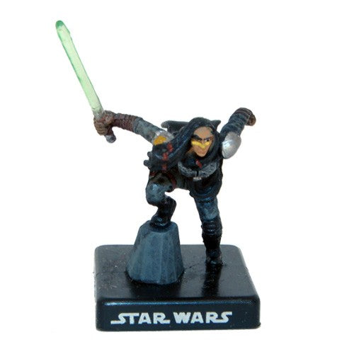 Star Wars Miniatures Alliance & Empire 01/60 Quinlan Vos Infiltrator