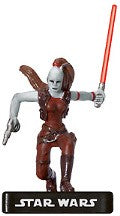Star Wars Miniatures Alliance & Empire 02/60 Aurra Sing