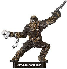 Star Wars Miniatures Alliance & Empire 04/60 Chewbacca Enraged Wookie