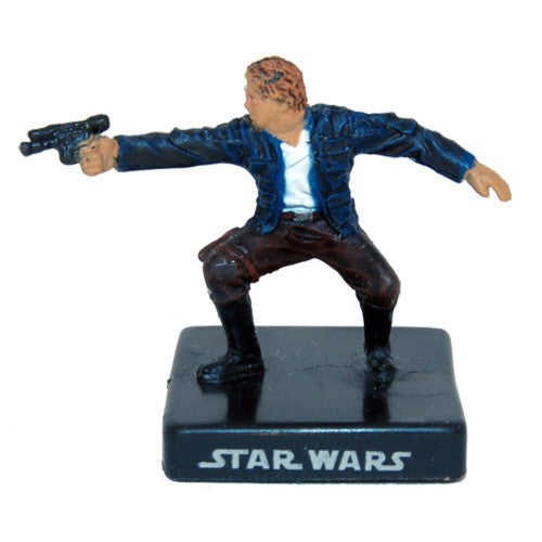 Star Wars Miniatures Alliance & Empire 07/60 Han Solo Rogue