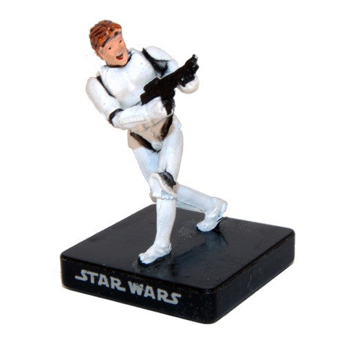 Star Wars Miniatures Alliance & Empire 08/60 Han Solo Stormtrooper Armor