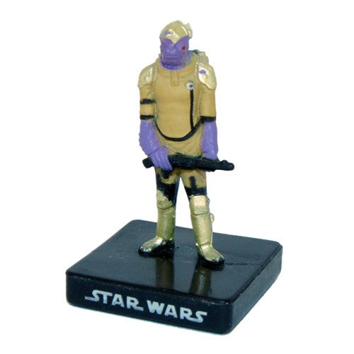 Star Wars Miniatures Alliance & Empire 14/60 Mon Calamari Tech Specialist