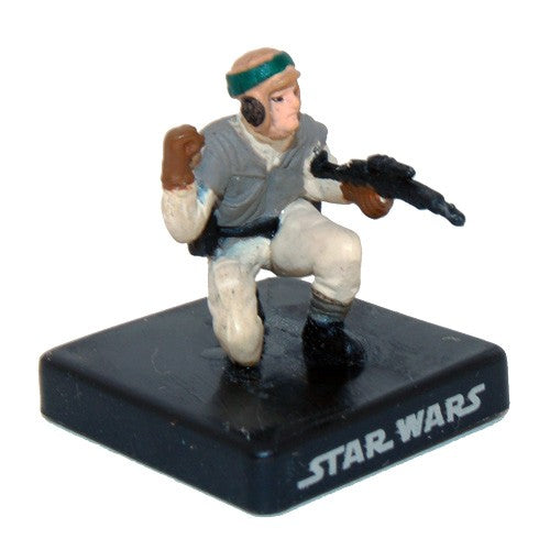Star Wars Miniatures Alliance & Empire 18/60 Rebel Commando Strike Leader