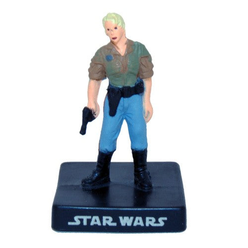 Star Wars Miniatures Alliance & Empire 19/60 Rebel Leader