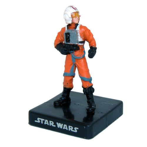 Star Wars Miniatures Alliance & Empire 20/60 Rebel Pilot