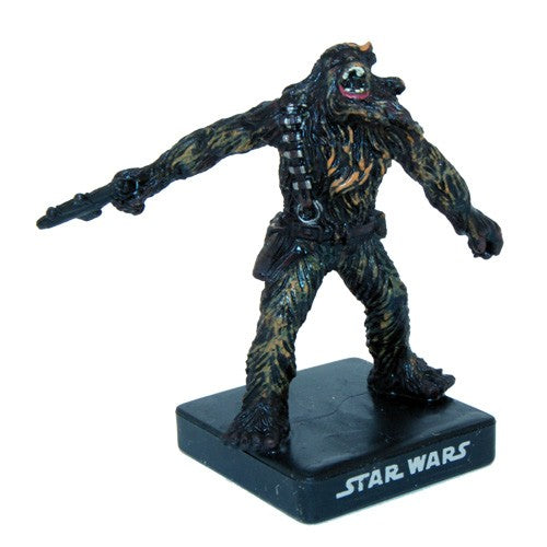 Star Wars Miniatures Alliance & Empire 23/60 Wookiee Freedom Fighter