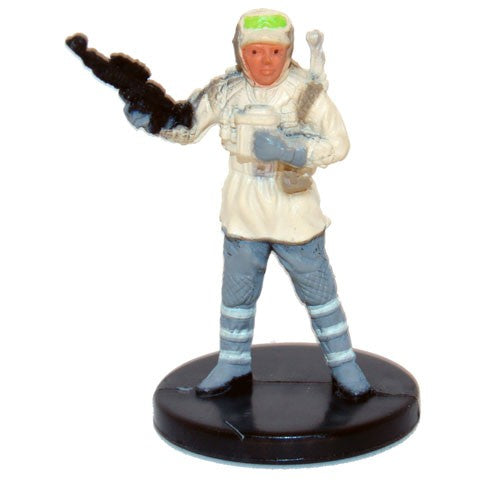 Star Wars Miniatures Star Wars: Battle of Hoth 02/17 Elite Hoth Trooper