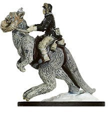Star Wars Miniatures Battle of Hoth 03/17 Han Solo on Tauntaun