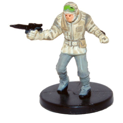 Star Wars Miniatures Star Wars: Battle of Hoth 04/17 Hoth Trooper