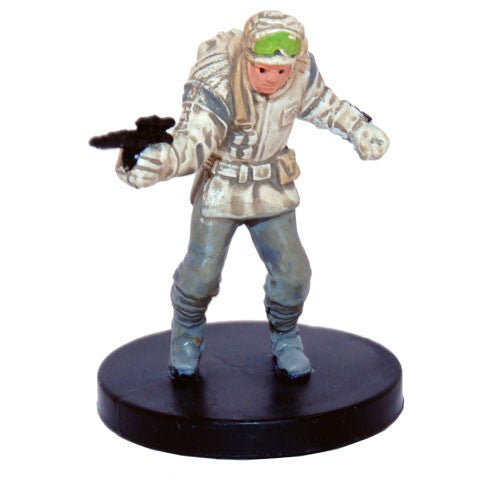 Star Wars Miniatures Star Wars: Battle of Hoth 05/17 Hoth Trooper